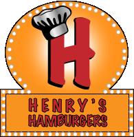 Henry Hamburgers Logo