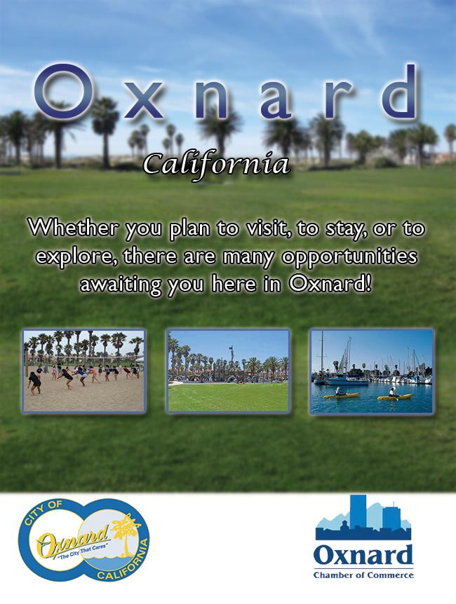 Oxnard California Poster