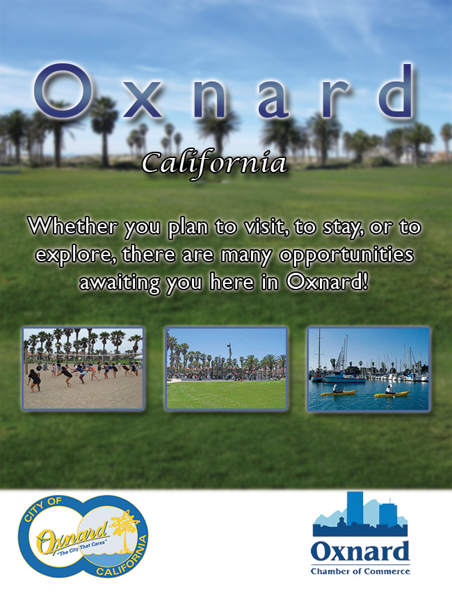 Oxnard California Poster